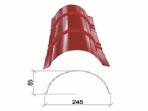 R85.4-168-210.5 彩钢瓦(脊瓦屋面)